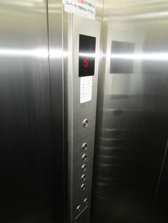 Elevator of the building001